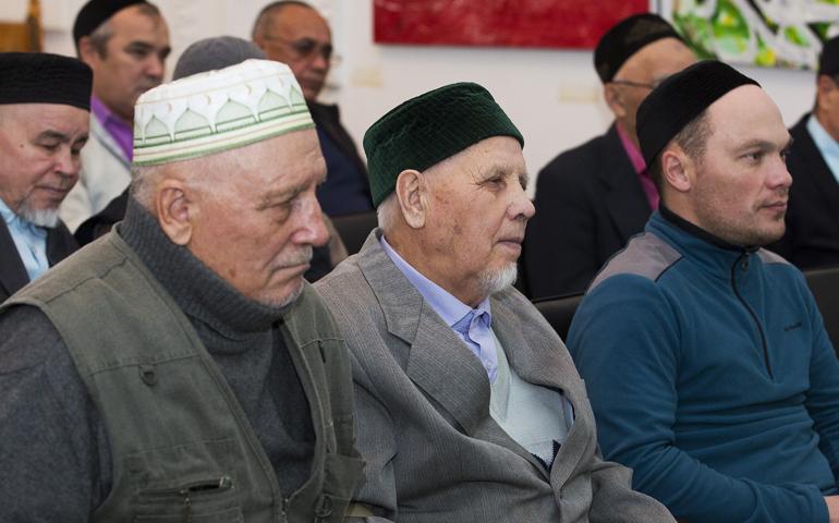 Мечеть будет с минаретами!