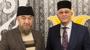 Нафигулла хазрат Аширов посетил Уфу