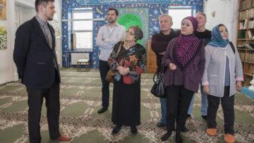 Артисты Татарстана – в гостях в «Ихласе»